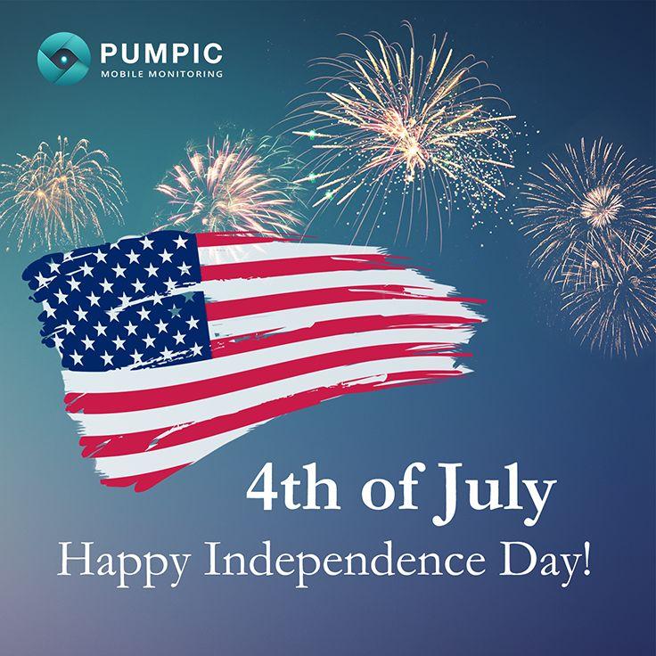 Celebrating 240 years of U.S. independence!