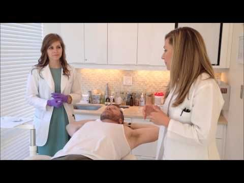 Can Botox be used to stop my sweating?  The answer is yes, if it is done properly.  In this video, Lovely and Bailea demonstrate a typical hyperhidrosis treatment on a patient who complained of high dry cleaning bills and excessive underarm sweating. source