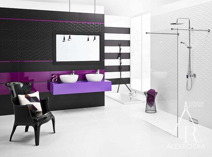 Стильные и роскошные ванные комнаты
