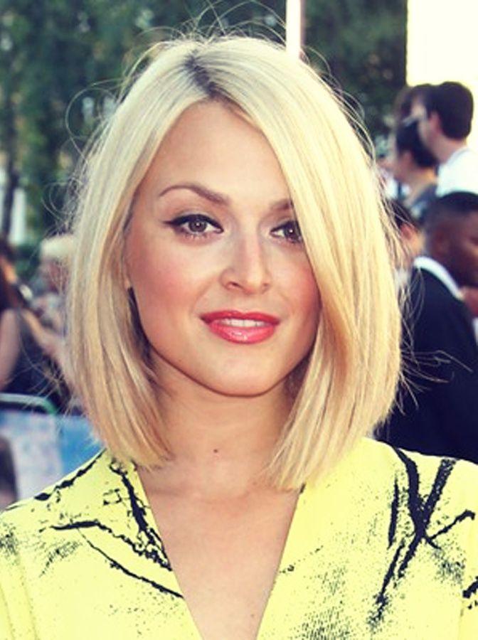 Admirable 1000 Ideas About Shoulder Length Bobs On Pinterest Shoulder Short Hairstyles Gunalazisus