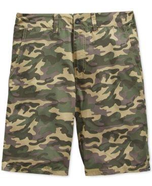 Quiksilver Men's Camo Shorts -