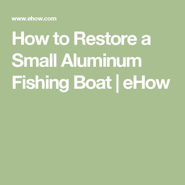 25 best ideas about aluminum fishing boats on pinterest for Best aluminum fishing boat for the money