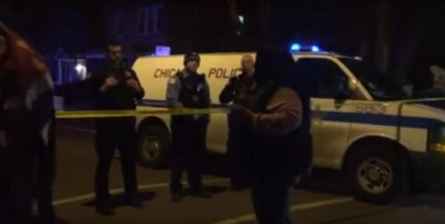 Chicago cop fatally shoots two after domestic disturbance - NY Daily News