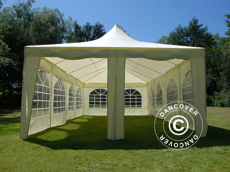 Party wedding tent beautiful 4x8m