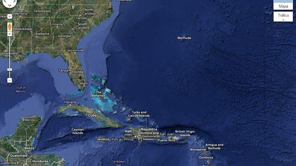 Triángulo de las Bermudas: hallaron una ciudad sumergida bajo el agua | TN.com.ar | Todo Noticias