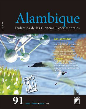 Alambique. Didáctica de las ciencias experimentales aldizkaria