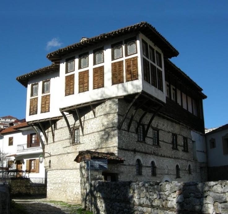 Mansion in Kastoria, North Greece