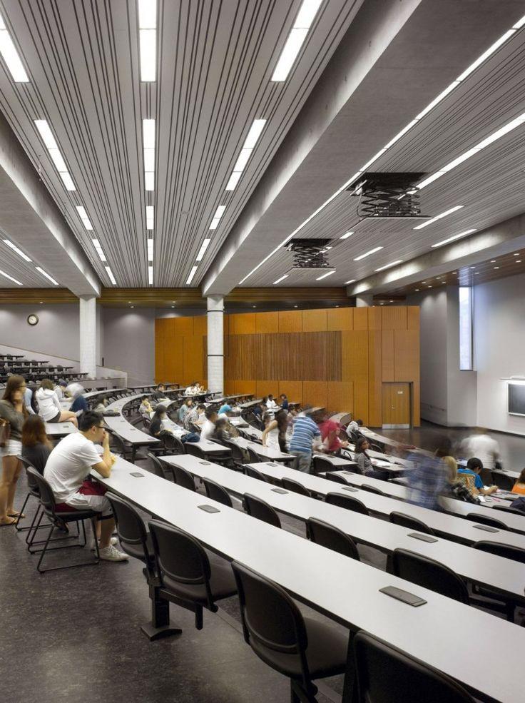Gallery of university of toronto instructional centre perkins will 4 lighting university for Interior decorating courses toronto