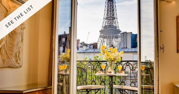 The 5 Best AirBnB Rentals in Paris Right Now via @PureWow
