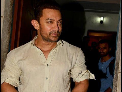 Aamir Khan learning wrestling for Dangal