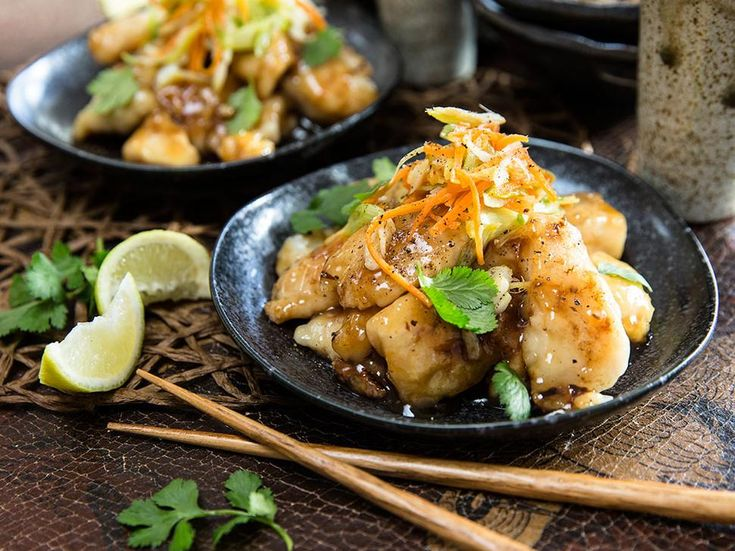 Sweet and Sour Fish Recipe - Viva