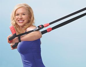 Try our fun suspension straps workout to flatten your belly, lose weight, and shed stomach fat.