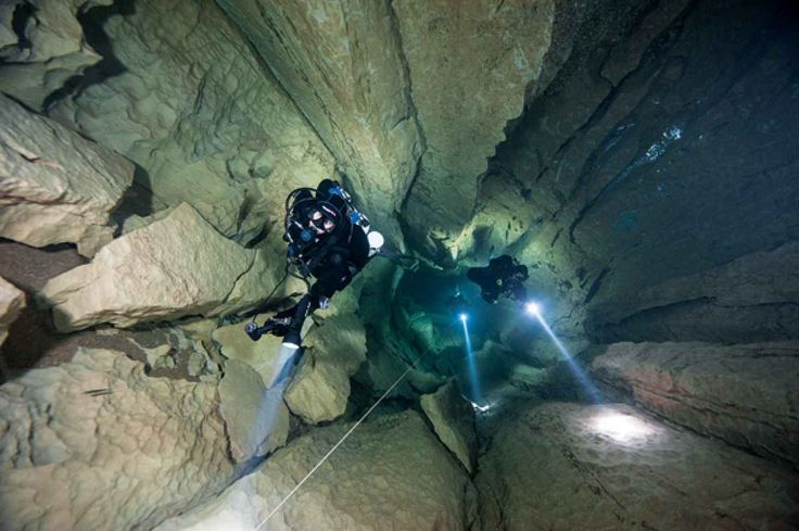 Cave Diving: 7 Best Cave Dives (My Fave is TULUM CENOTES, MEXICO) By PrettyPins