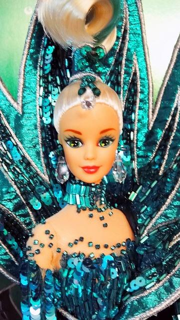 Neptune Fantasy Barbie by Bob Mackie