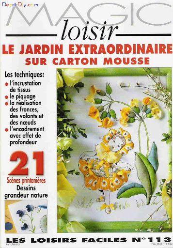 Magic Loisir 113 Patch. sin aguja en lámina - joana333 - Picasa Webalbums