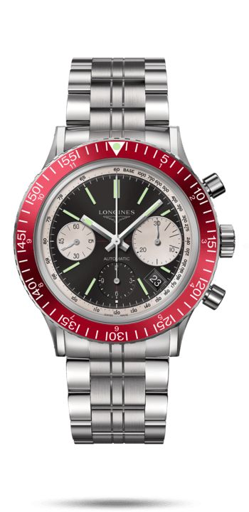 Watch The Longines Heritage Diver 1967 L2.808.4.52.6