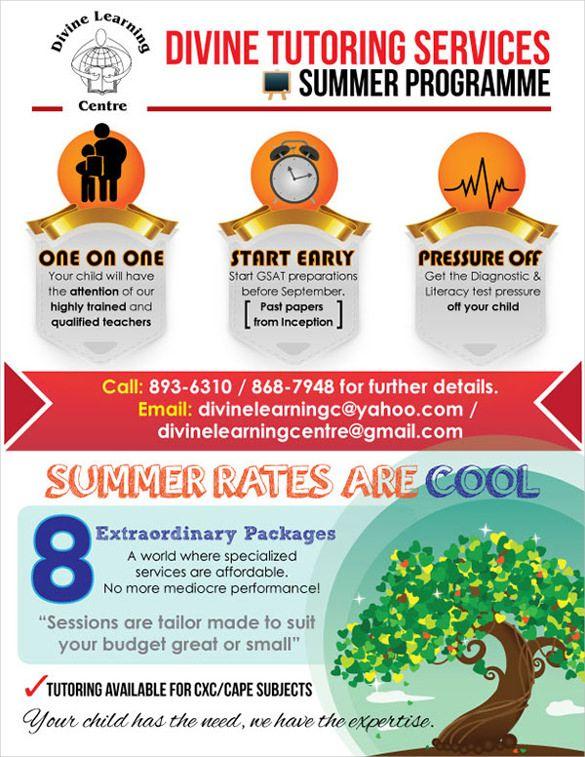 The 25+ best Online flyer maker ideas on Pinterest Free flyer - babysitting flyer template