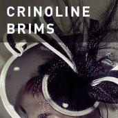 26 - CRINOLINE BRIMS