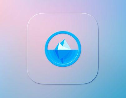 Transparent App Icon