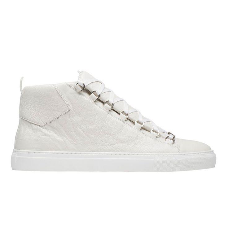 Balenciaga Sneakers Ayakkabı White - 3 #Balenciaga #BalenciagaSneakers #Ayakkabı