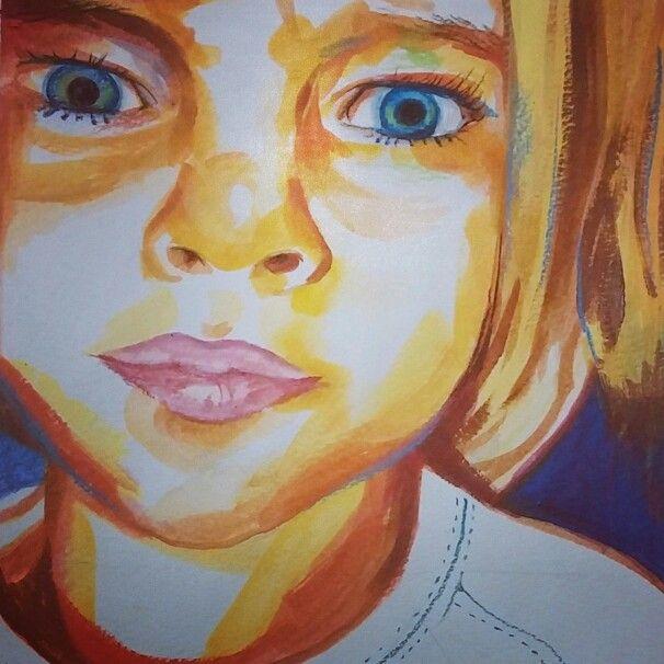 #Boykids#illust#drawing#acrylic