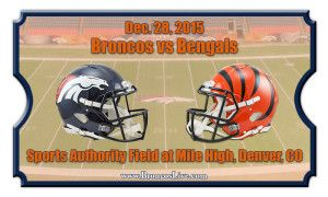 Cincinnati Bengals vs Denver Broncos Live Stream Online NFL Week 16 Monday Night Football Online Game HDQ Free TV On PC Or Mac Bengals vs Broncos live Football Match Monday December 28 2015 USA Football Game  Monday Night Football Cincinnati Bengals vs Denver Broncos live Stream