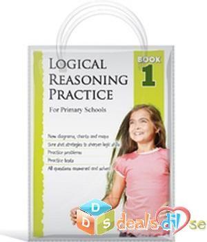 Logical Reasoning (Set Of 6 Books) @ Rs.199/-