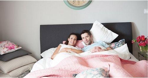łóżko I łóżka I łóżko kontynentalne http://abcsypialni.pl/blog/lozko-kontynentalne-hilding-family/