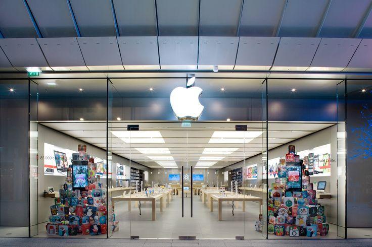 Montpellier Odysseum - Apple Store France - www.justiphone.fr