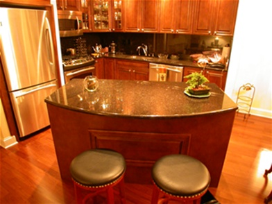 Island Kitchen By Abadan At 241 Main Street Hackensack Nj Home Design