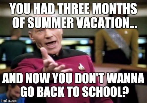 End Of School Memes For Students