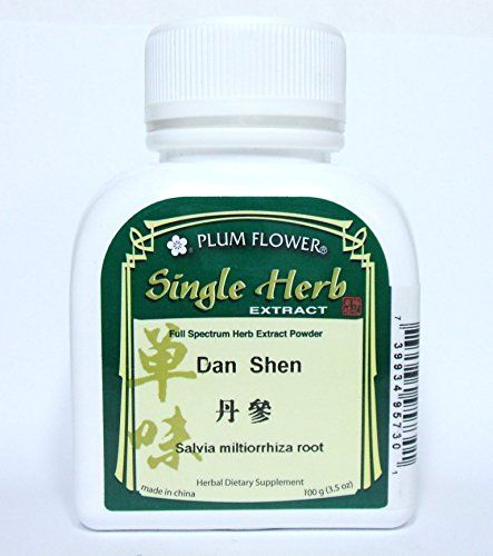 Salvia Miltiorrhiza Root Herb Extract Powder / Dan Shen, 100g or 3.5oz ** Check out this great product.