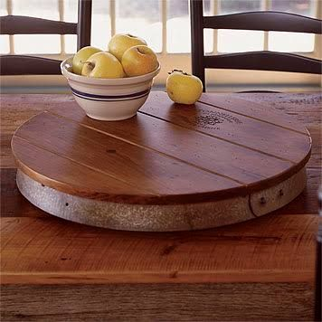 how to make a lazy susan - Google Search