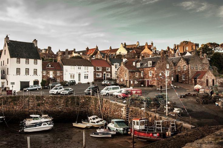The Fife Coastal Path | 14 Breathtaking Scottish Walks To Add To Your Travel Bucket List