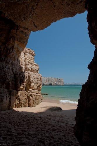 Praia de Beliche, Sagres, Portugal