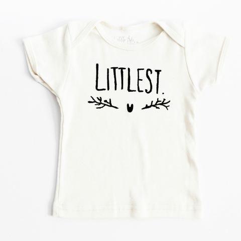 """Littlest"" Organic Lap Tee"