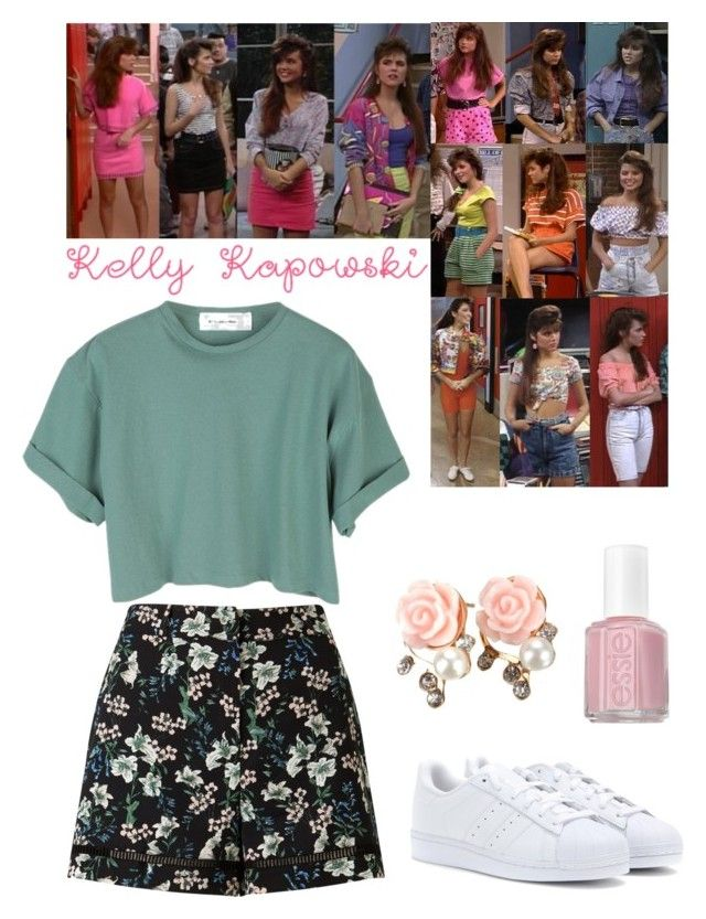 Designer Clothes Shoes Bags For Women Ssense Kelly Kapowski Outfit 90s Inspired Outfits Clothes Design