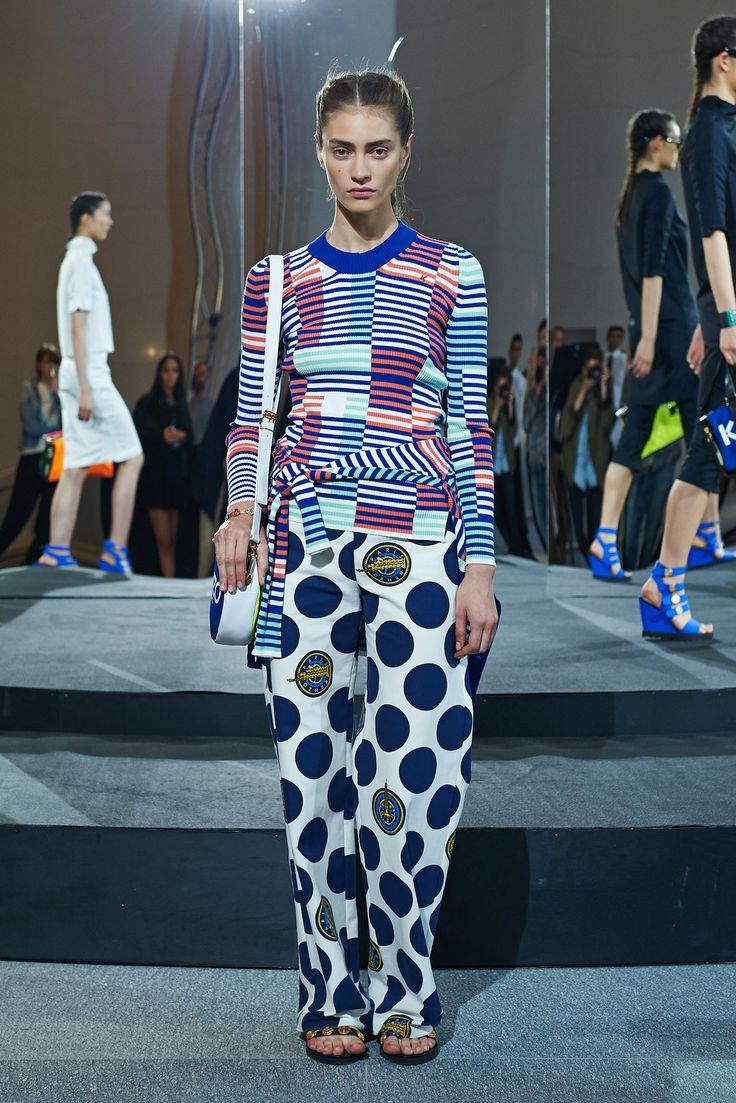 Kenzo Resort 2015 Collection - Vogue