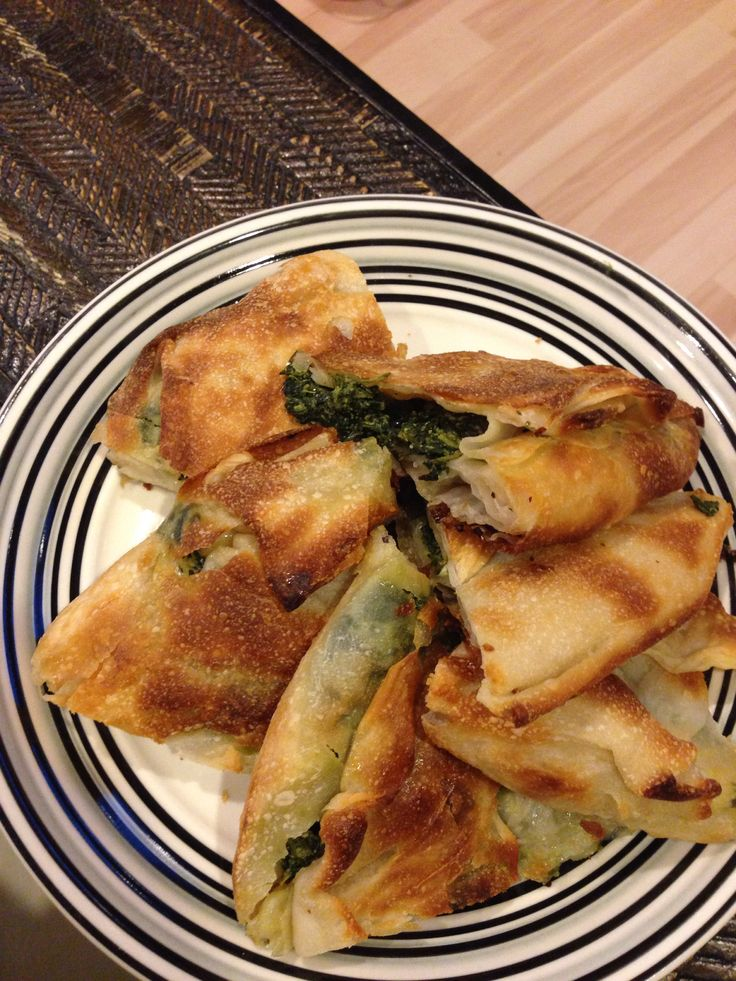 """Macedonian """"Burek"""" with spinach (With images) Cooking"""