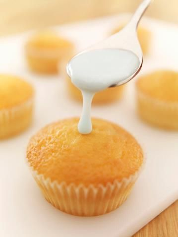 Mini bolo de laranja e KEFIR (substituir a farinha por s/gluten)
