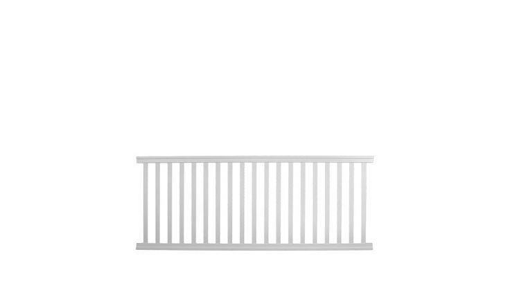Das Kunststoff Zaunelement Konstanz wird aus hochwertigen Kunststoff hergestellt. Der Zaun ist UV-beständig, wetterfest und pflegeleicht. Das abgebildete Zaunelement hat die Maße 200 x 90 cm. Dieses und weitere Kunststoffelemente finden Sie unter http://www.meingartenversand.de/gartenzaun/gartenzaeune-kunststoff.html