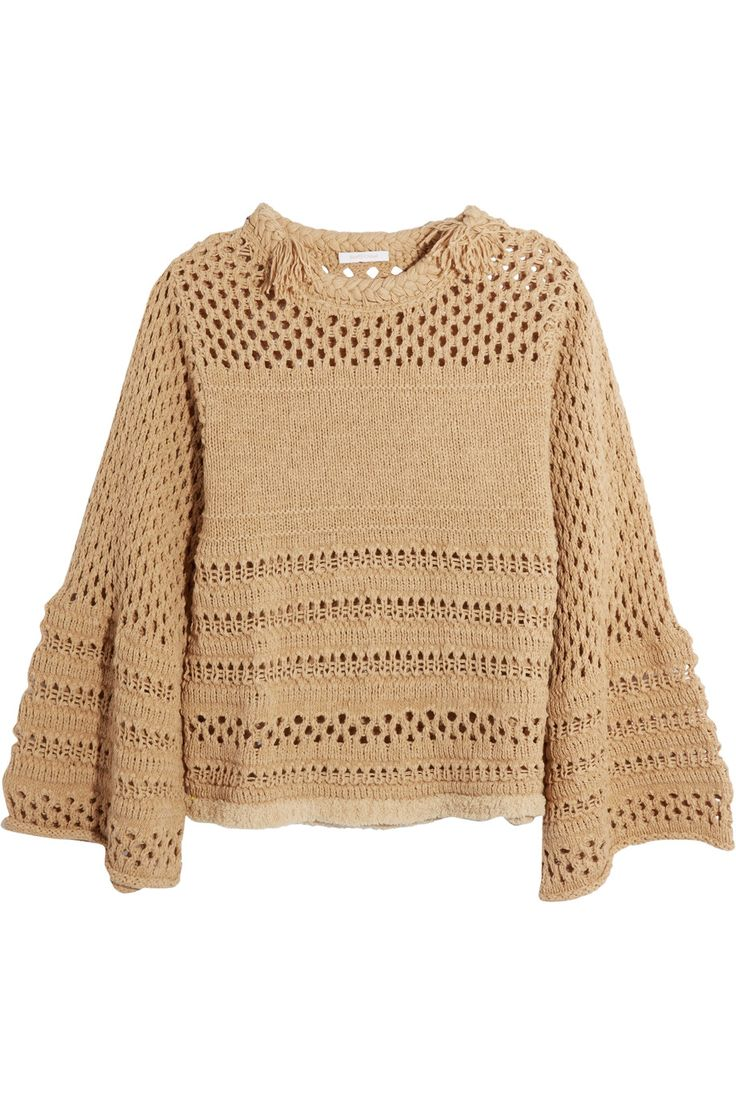 SEE BY CHLOÉ . #seebychloé #cloth #sweater