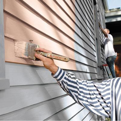 Photo: Sarah Wilson | thisoldhouse.com | from How to Paint Your House's Exterior