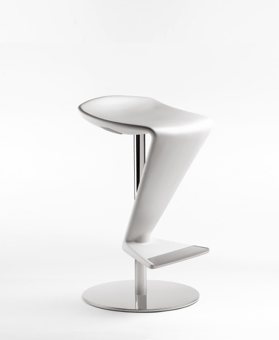 Zed stool by Infiniti Design