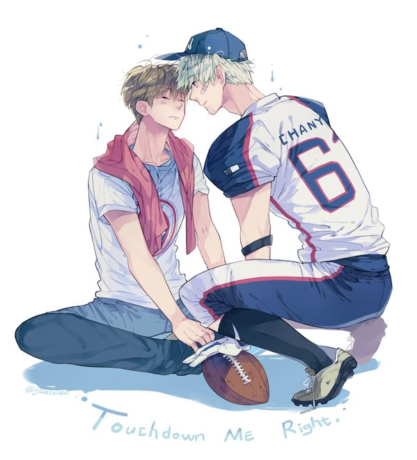 #Chanbaek #Love_me_right