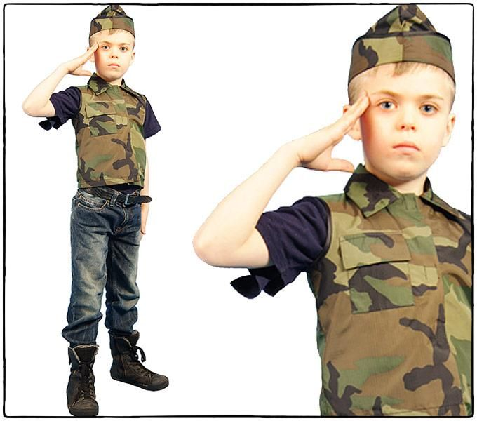Интернет магазин костюм солдата
