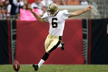 Thomas Morstead - Born in Pearland, Texas. Football punter and kickoff specialist for the New Orleans Saints. He was drafted by the Saints 164th overall (fifth-round) in the 2009 NFL Draft.