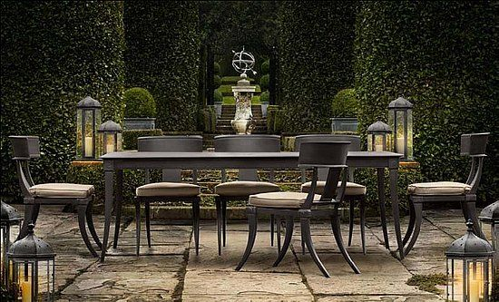1000 ideas about restoration hardware outdoor furniture on pinterest outdoor furniture - Restoration hardware patio ...