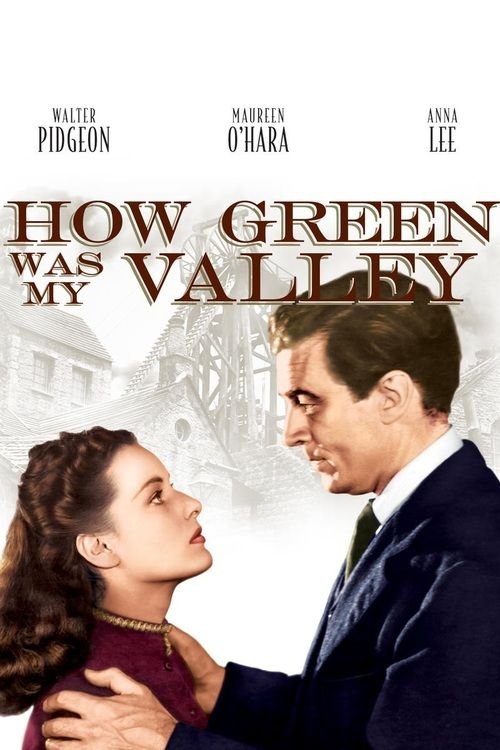 How Green Was My Valley (1941) Full Movie Streaming HD