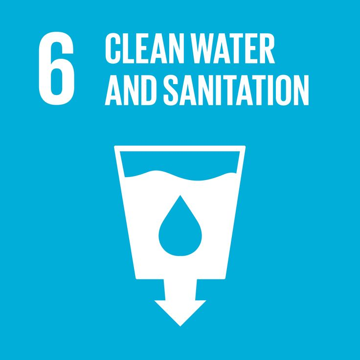 """Ensure access to water and sanitation for all"" © UNITED NATIONS (quote) via un.org"